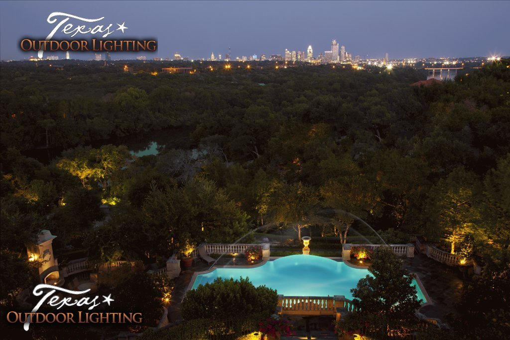 Landscape Lighting Austin TX | Outdoor Lighting