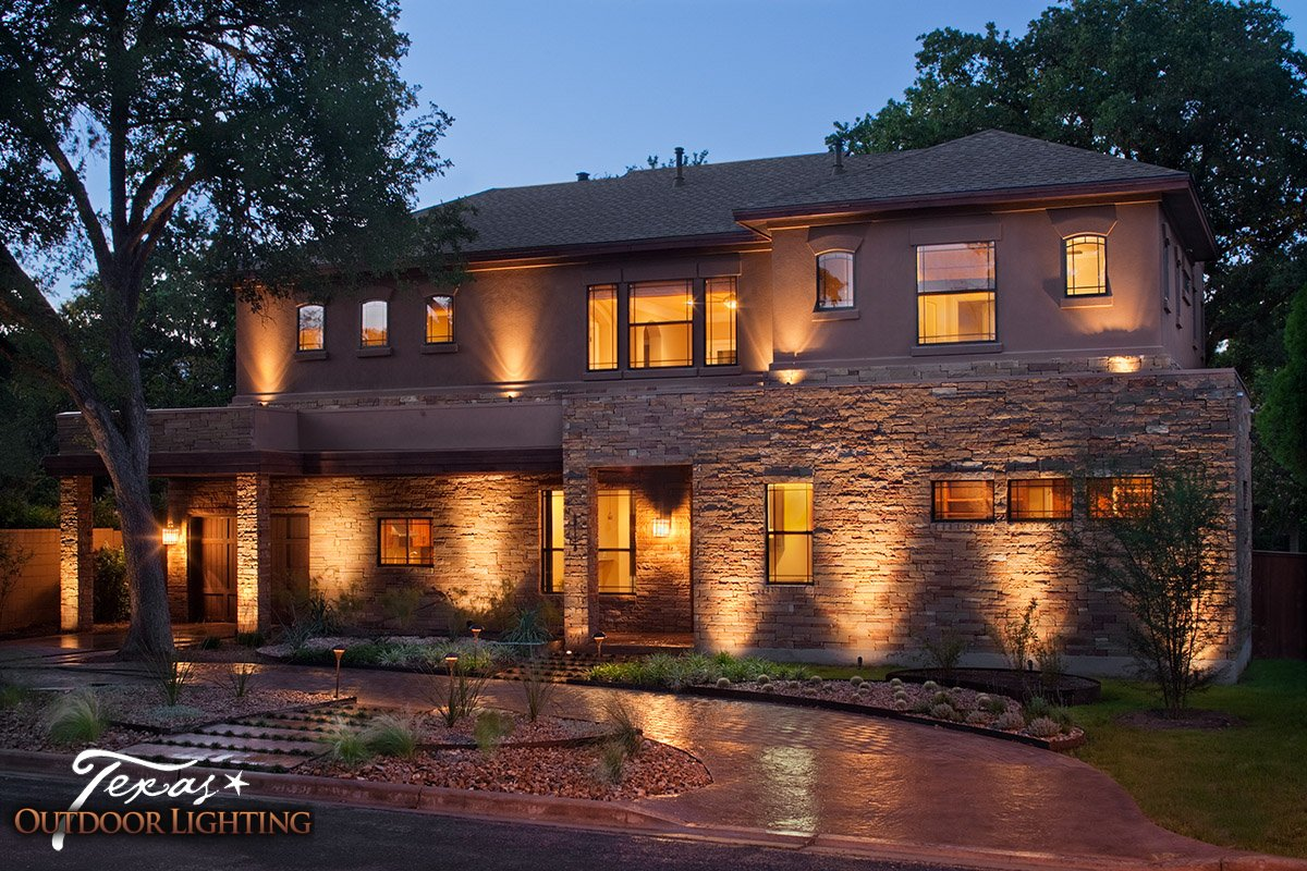outdoor lighting residential outdoor lighting gallery texas outdoor