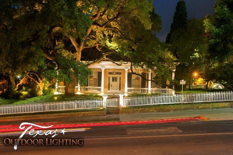 Outdoor Landscape Lighting Carlsbad : Texas outdoor lighting th st